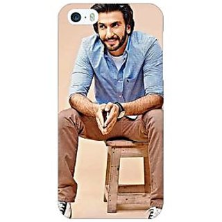 Jugaaduu Bollywood Superstar Ranveer Singh Back Cover Case For Apple iPhone 5c - J30921