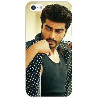Jugaaduu Bollywood Superstar Arjun Kapoor Back Cover Case For Apple iPhone 5 - J20963