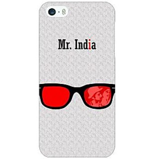 Jugaaduu Bollywood Superstar Mr. India Back Cover Case For Apple iPhone 5 - J21089