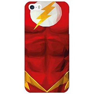 Jugaaduu Flash Back Cover Case For Apple iPhone 5 - J21436