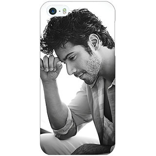 Jugaaduu Bollywood Superstar Varun Dhawan Back Cover Case For Apple iPhone 5c - J30962