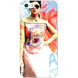 Jugaaduu Bollywood Superstar Parineeti Chopra Back Cover Case For Apple iPhone 5c - J30978