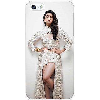 Jugaaduu Bollywood Superstar Alia Bhatt Back Cover Case For Apple iPhone 5c - J30983