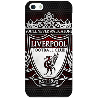 Jugaaduu Liverpool Back Cover Case For Apple iPhone 5c - J30543