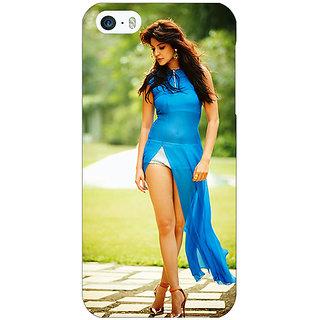 Jugaaduu Bollywood Superstar Anushka Sharma Back Cover Case For Apple iPhone 5c - J30987