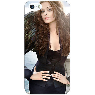 Jugaaduu Bollywood Superstar Aishwarya Rai Back Cover Case For Apple iPhone 5c - J31001