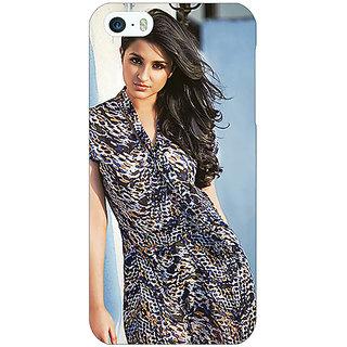 Jugaaduu Bollywood Superstar Parineeti Chopra Back Cover Case For Apple iPhone 5c - J31030