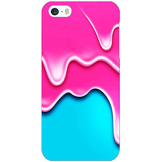 Jugaaduu Ice Cream Back Cover Case For Apple iPhone 5c - J31405