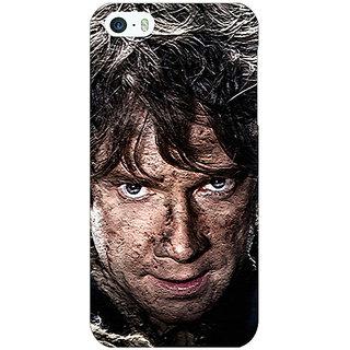 Jugaaduu LOTR Hobbit  Back Cover Case For Apple iPhone 5c - J30373