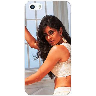 Jugaaduu Bollywood Superstar Katrina Kaif Back Cover Case For Apple iPhone 5c - J31077