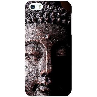 Jugaaduu Gautam Buddha Back Cover Case For Apple iPhone 5c - J31285
