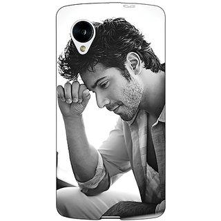 Jugaaduu Bollywood Superstar Varun Dhawan Back Cover Case For Google Nexus 5 - J40962