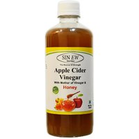 Sinew Apple Cider Vinegar With HONEY  Mother Of Vinegar, 500 Ml