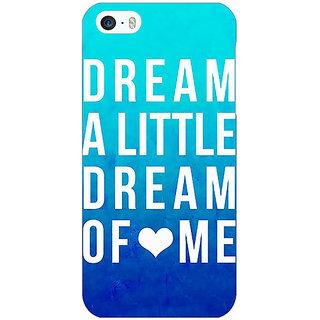 Jugaaduu Dream Love Back Cover Case For Apple iPhone 5c - J30089