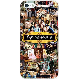 Jugaaduu FRIENDS Back Cover Case For Apple iPhone 5c - J30443
