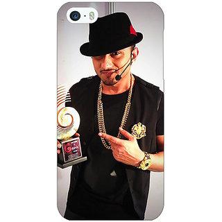 Jugaaduu Bollywood Superstar Honey Singh Back Cover Case For Apple iPhone 5c - J31180