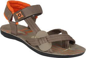Oricum Footwear Brown-802 Men/Boys Sandals  Floaters