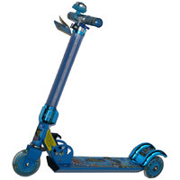 Adraxx Tri Wheel Scooty For Kids With Lights And Music