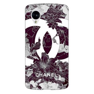 Jugaaduu Chanel Back Cover Case For Google Nexus 5 - J41416