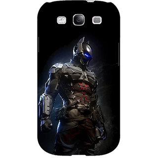 Jugaaduu Superheroes Batman Dark knight Back Cover Case For Samsung Galaxy S3 - J50009