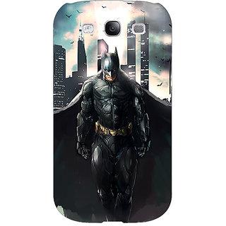 Jugaaduu Superheroes Batman Dark knight Back Cover Case For Samsung Galaxy S3 - J50013