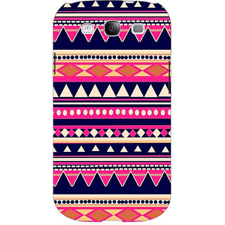 Jugaaduu Aztec Girly Tribal Back Cover Case For Samsung Galaxy S3 - J50053