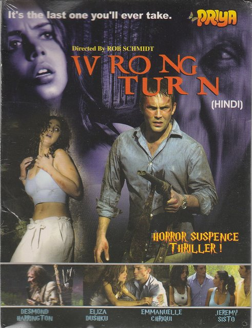 Peachy Wrong Turn House On Haunted Hill 2 Hollywood Movie In Hindi Vcd Download Free Architecture Designs Scobabritishbridgeorg