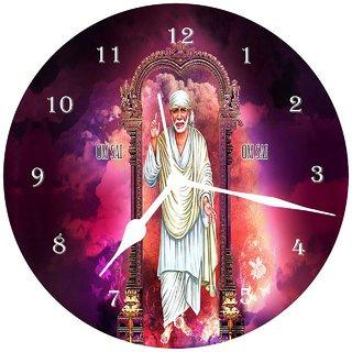 ske 3D SAI BABA1 wall clock