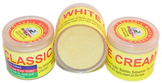 Classic White Fairness Cream Cream Yellow small box ( 1 Unit )