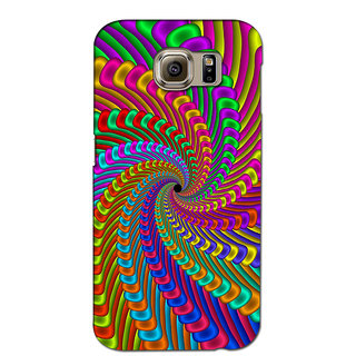 Instyler Premium Digital Printed 3D Back Cover For Samsung Glaxy S6 Edge Plus 3DSGS6EPDS-10274