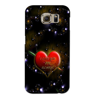 Instyler Premium Digital Printed 3D Back Cover For Samsung Glaxy S6 Edge Plus 3DSGS6EPDS-10279