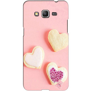 Instyler Premium Digital Printed 3D Back Cover For Samsung Glaxy J7 3DSGJ7DS-10200