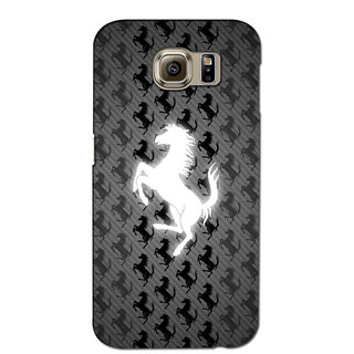 Instyler Premium Digital Printed 3D Back Cover For Samsung Glaxy S6 Edge Plus 3DSGS6EPDS-10118