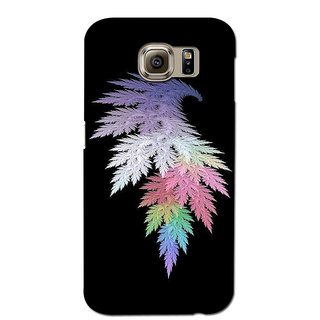 Instyler Premium Digital Printed 3D Back Cover For Samsung Glaxy Note 5 Edge 3DSGN5EDS-10160
