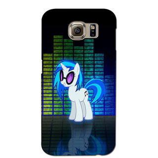 Instyler Premium Digital Printed 3D Back Cover For Samsung Glaxy Note 5 3DSGN5DS-10164