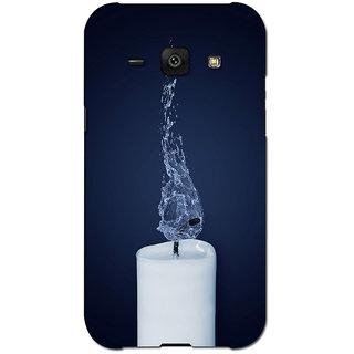 Instyler Premium Digital Printed 3D Back Cover For Samsung Glaxy J1 3DSGJ1DS-10285