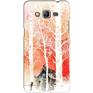 Instyler Premium Digital Printed 3D Back Cover For Samsung Glaxy Grand Max 3DSGGMDS-10120