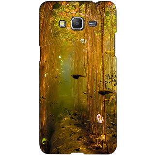 Instyler Premium Digital Printed 3D Back Cover For Samsung Glaxy J7 3DSGJ7DS-10233