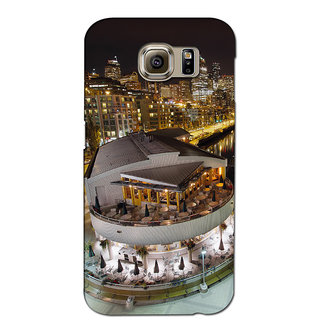 Instyler Premium Digital Printed 3D Back Cover For Samsung Glaxy S6 Edge Plus 3DSGS6EPDS-10228