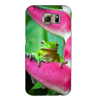 Instyler Premium Digital Printed 3D Back Cover For Samsung Glaxy Note 5 3DSGN5DS-10235