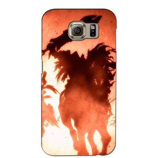 Instyler Premium Digital Printed 3D Back Cover For Samsung Glaxy S6 Edge Plus 3DSGS6EPDS-10250