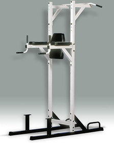 Karrfit   Free standing Pull Up Bar,Parallel Bar and Dips Station
