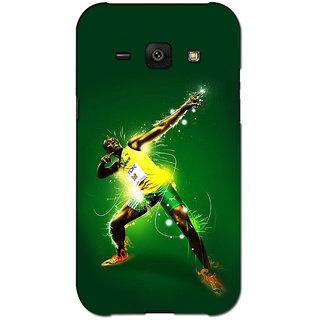 Instyler Premium Digital Printed 3D Back Cover For Samsung Glaxy J1 3DSGJ1DS-10119