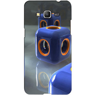 Instyler Premium Digital Printed 3D Back Cover For Samsung Glaxy Grand Max 3DSGGMDS-10146
