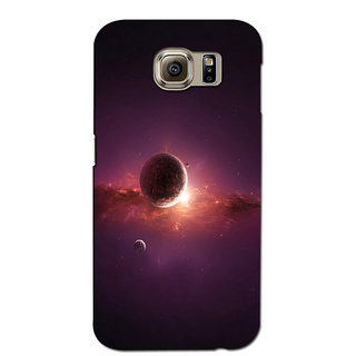 Instyler Premium Digital Printed 3D Back Cover For Samsung Glaxy Note 5 Edge 3DSGN5EDS-10287