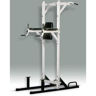 Karrfit - Free standing Pull Up Bar,Parallel Bar and Dips Station