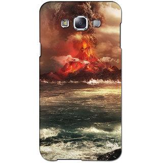 Instyler Premium Digital Printed 3D Back Cover For Samsung Glaxy J5 3DSGJ5DS-10159