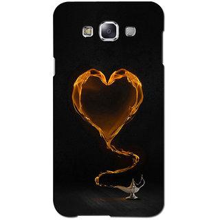 Instyler Premium Digital Printed 3D Back Cover For Samsung Glaxy J5 3DSGJ5DS-10204