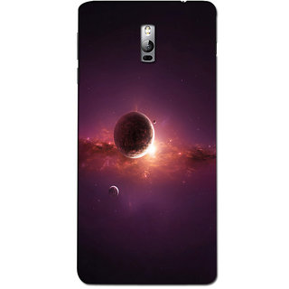 Instyler Premium Digital Printed 3D Back Cover For One Plus 2 3D1PLUS2DS-10287