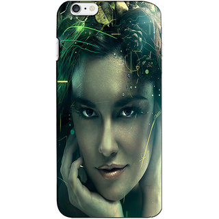 Instyler Premium Digital Printed 3D Back Cover For Apple I Phone 6S Plus 3DIP6SPDS-10163